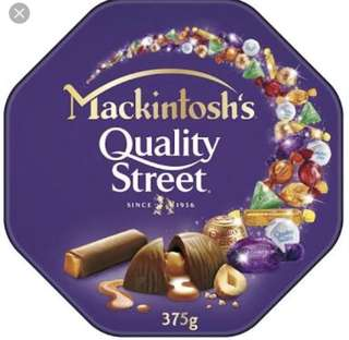 Mackintosh's Quality Street 375 g