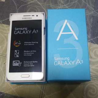 Galaxy a3 with big speaker