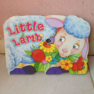 Board Book Little lamb