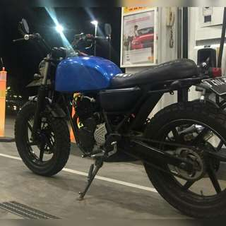 motor Scorpio