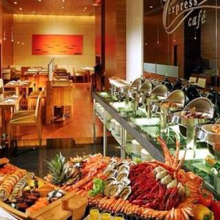 尖沙咀隆堡麗景酒店咖啡亭自助晚餐 贈券