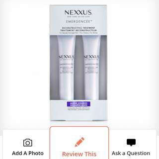 Nexxus recovery hair