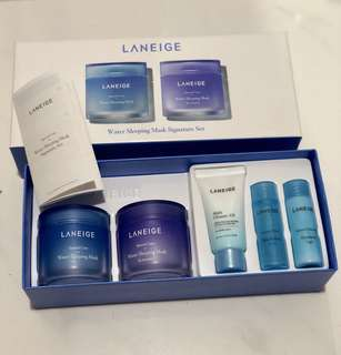 BN Laneige Water Sleeping Mask Set