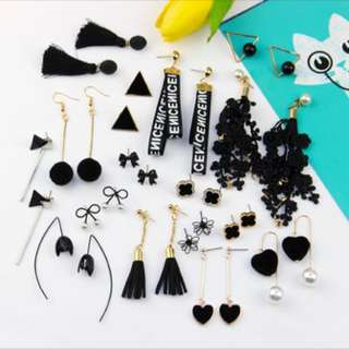 [PO] Fashion Tassel Earrings