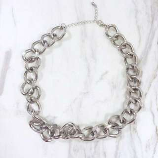 Metal Chain Necklace #huat50sale