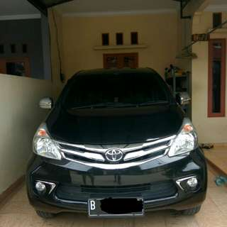 Toyota Avanza Thn 2013