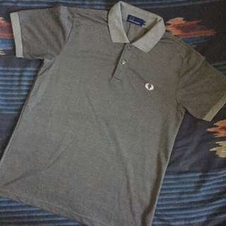 Polo Shirt (Gray)