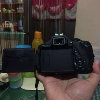 Hi im selling my Canon 600d 6months old with accessories i only used this for special occasions pm me for more info