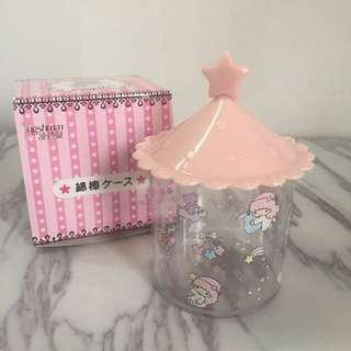 Little Twin Stars 双子星 Storage Container (Pink) valentines #15OFF