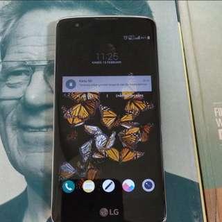 LG K8 LTE dijual cepat free 2 case