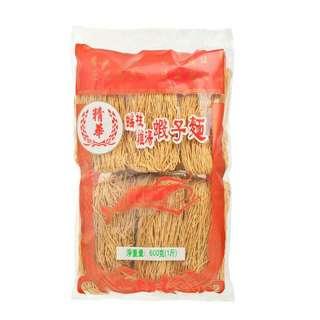 精華製麵廠 瑤柱雞湯蝦子麵