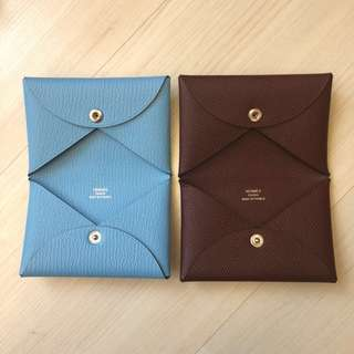 Hermes nice colour card holder😍