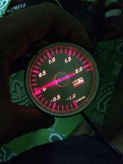 Boost meter hks