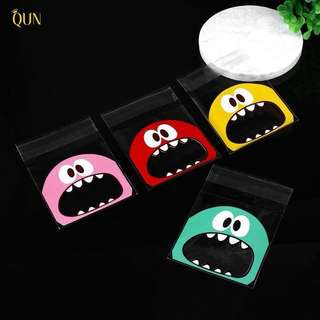 Monster Self Adhesive Bags