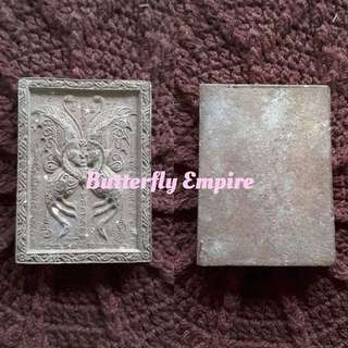 Kruba Krissana Mongdum 2 ( Year 2544 )Amulet