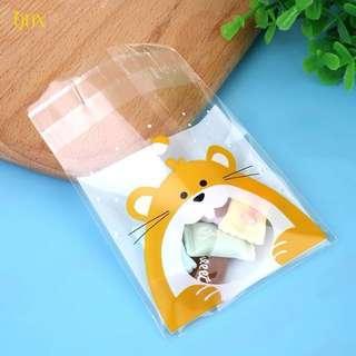 Cat / Hamster Self Adhesive Sealer Bags