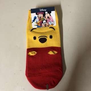 小熊維尼短襪