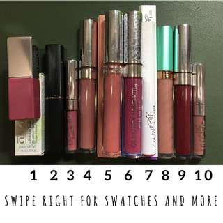 CHEAP CHEAP LIPSTICKS