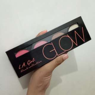 LA Girl Blush Collection
