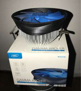 Deep Cool Gamma Archer CPU Cooler for Intel and AMD