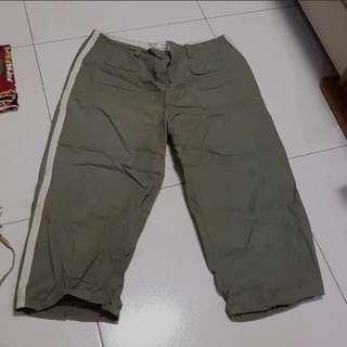 Plus size 3/4 Pant