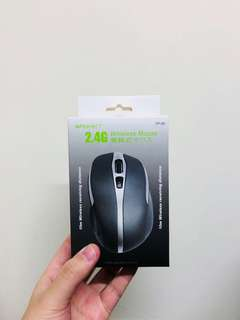 Wireless mouse無線滑鼠