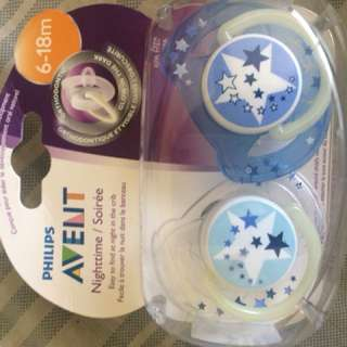Avent Pacifier 6-18m