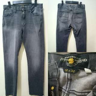 Lucky Brand 410 Athletic Fit Pants