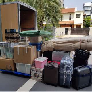 House Moving with Ease!
