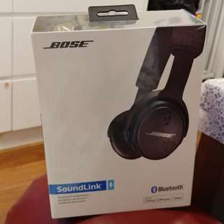BOSE SoundLink Bluetooth OE Headphones 藍牙耳筒