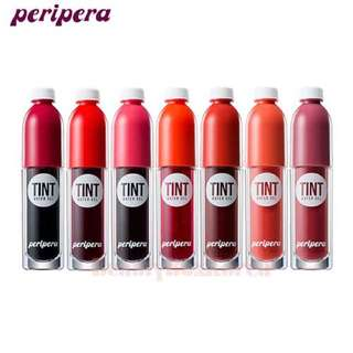 Peripera tint water gel