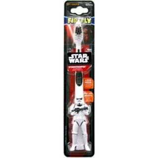 Star Wars StormTrooper Toothbrush (Soft) Firefly Disney Brand