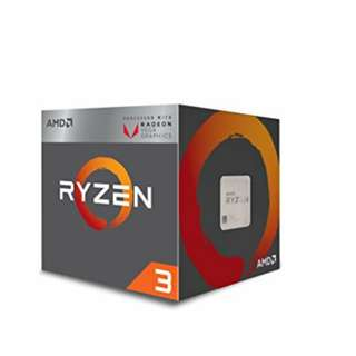 AMD Ryzen 3 2200G Budget PC