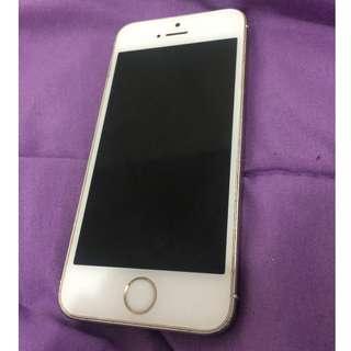Iphone 5s 16gb (globe locked)