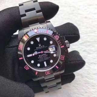 Rolex Blaken Pink Lady