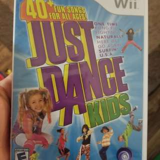Just dance for kids brand new
