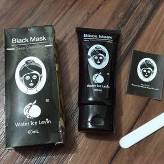 Black Mask Deep Cleansing