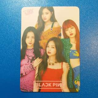 Yescards@blackpink