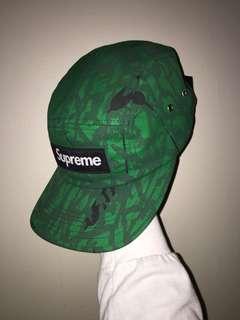 Supreme Hat | Supreme 'reed' camo cap
