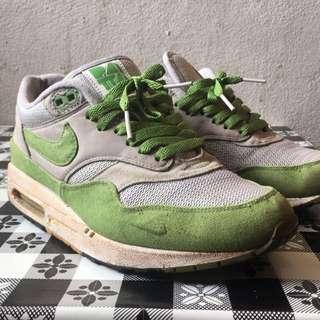Airmax 1 patta chlorophyll us7