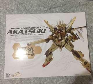 Dragon Momoko 1/100 MG Akatsuki