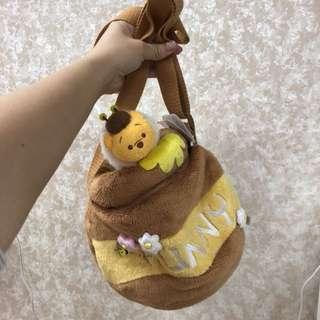 迪士尼買回包包