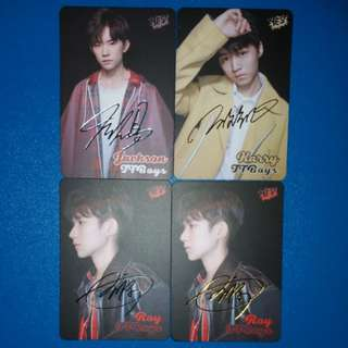 Yescards@tfboys