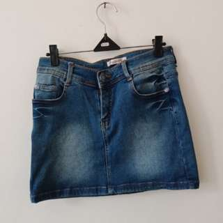 Rok jeans size 28
