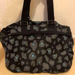 agnes b 特別版中size旅行袋