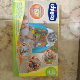 Chicco Hippo Musical Playgym