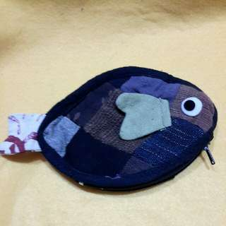 Money & Coin Pouch  (Handmade  thick cloth and high quality material)