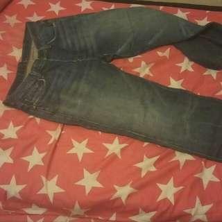 jual celana jeans relaxed murah
