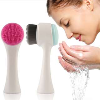 3D facial Brush(Cleanser)