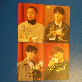 Yescards@exo